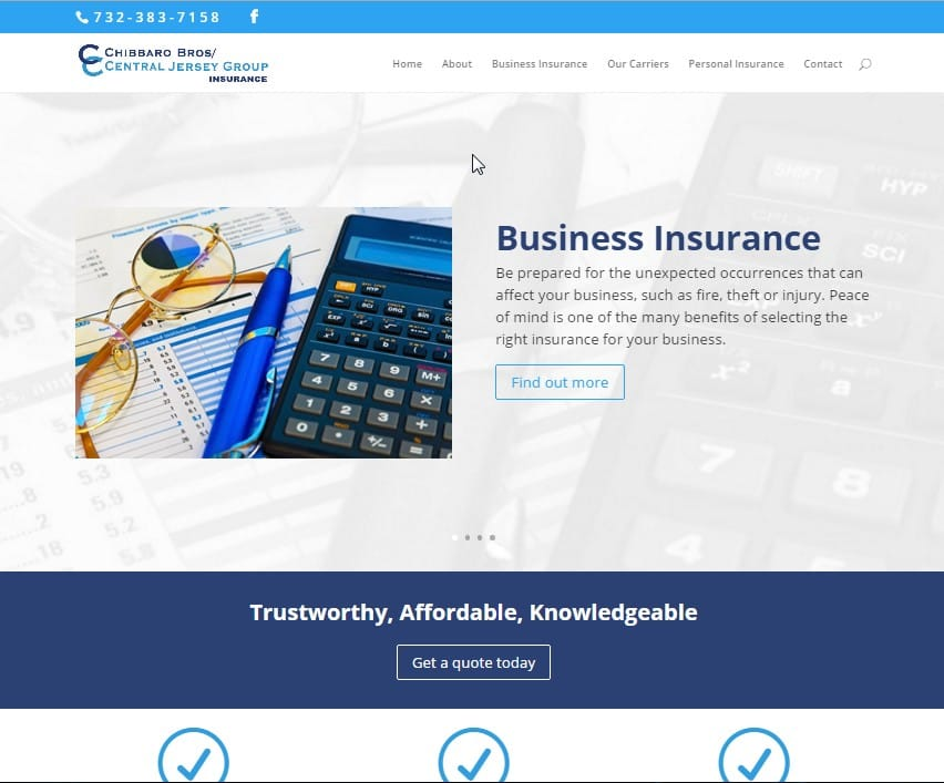 Central Jersey Group Insurance