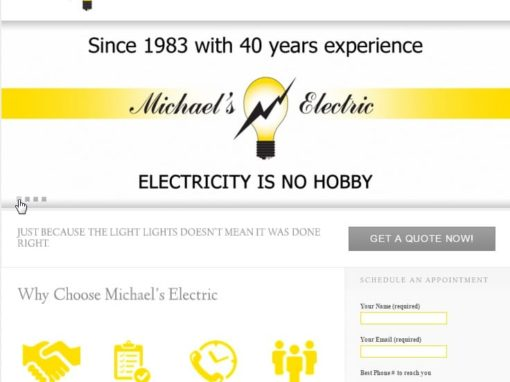"<a href=""http://michaelselectricnj.com/"" target=""_blank"">Michael's Electric</a>"