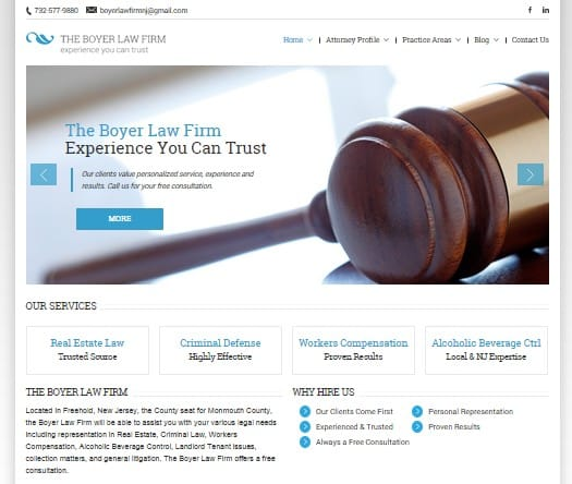 The Boyer Law Firm